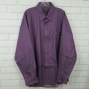Forsyth of Canada Cotton Button Down Shirt